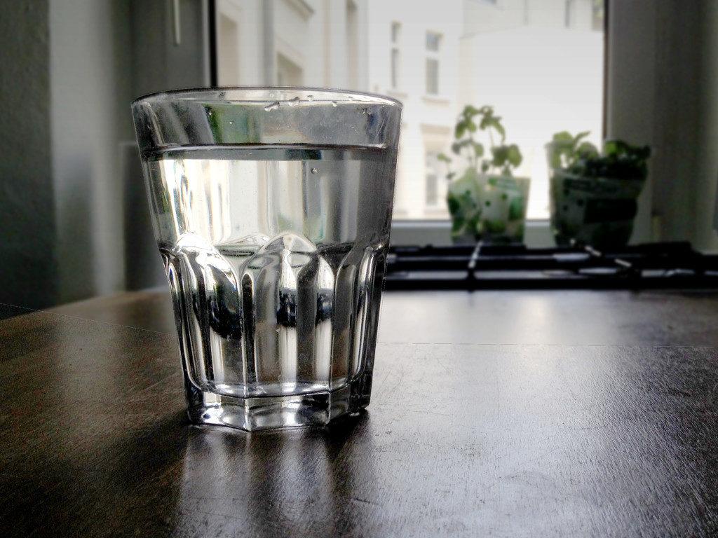 Berliner Leitungswasser ist Trinkwasser