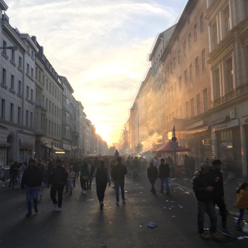 Berlin MyFest Oranienstrasse