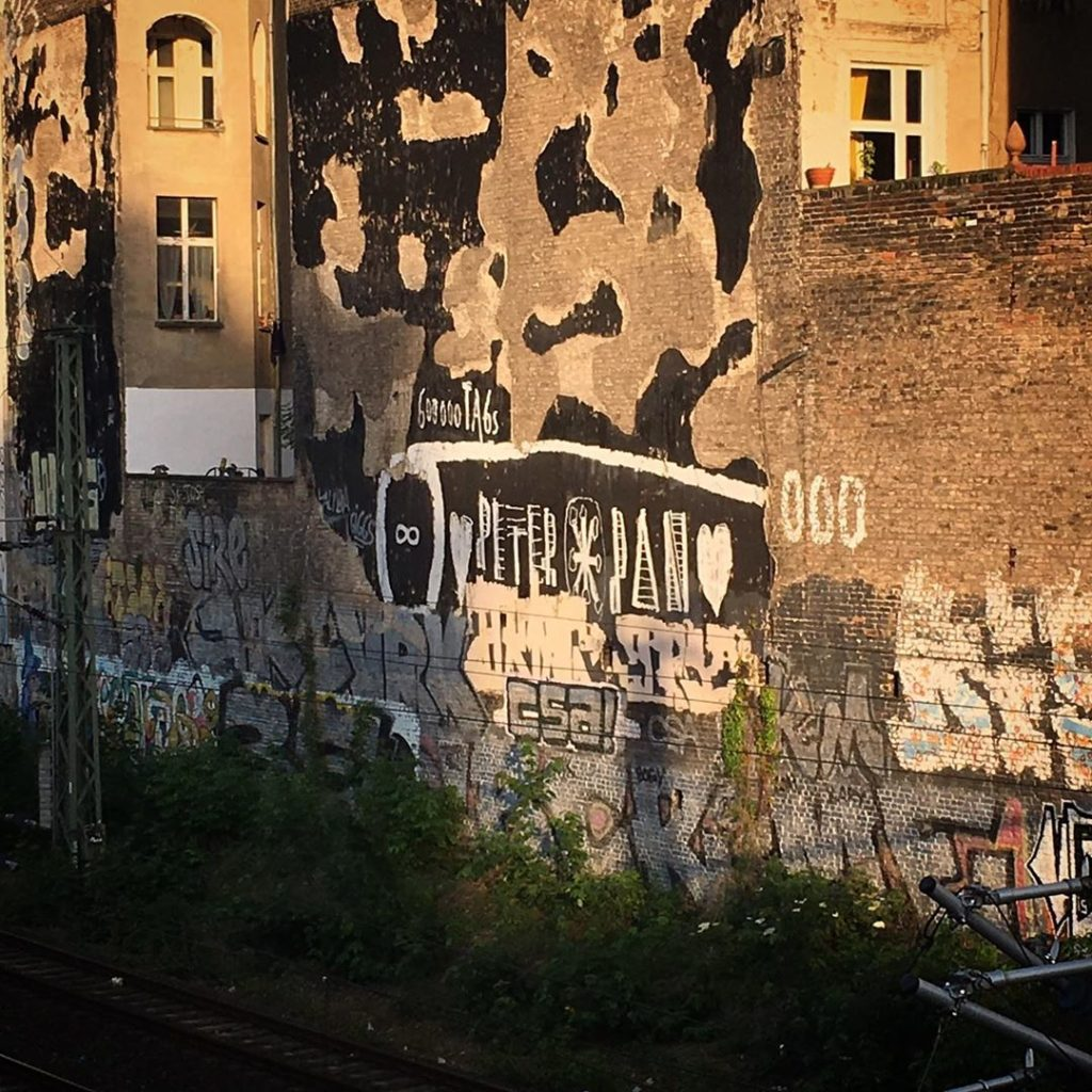Ringbahn Graffiti Berlin