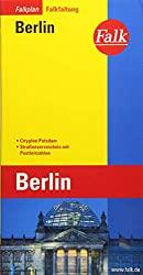 Berlin Falkplan Falk-Faltung mit Cityplan Potsdam