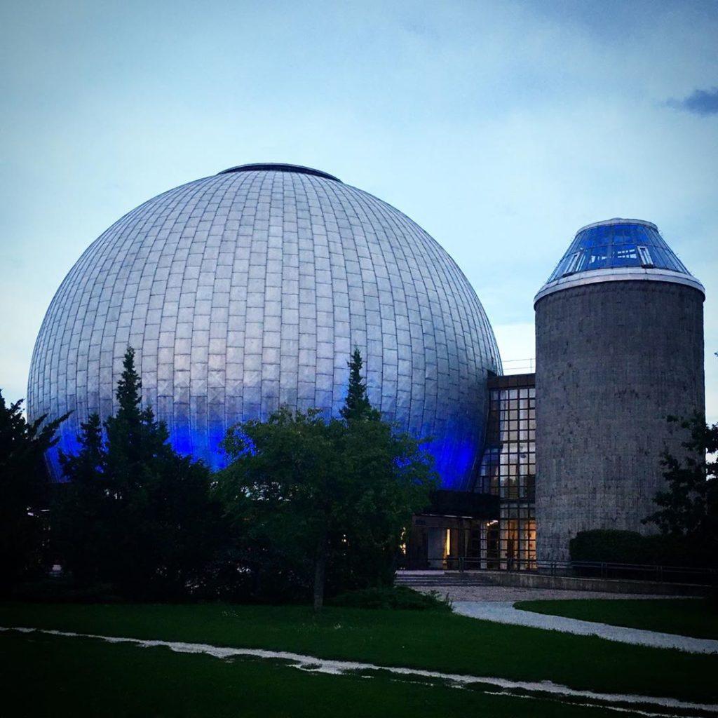 Planetarium Prenzlauer Berg Berlin