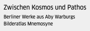 Zwischen Kosmos und Pathos - Ausstellung Gemäldegalerie Berlin