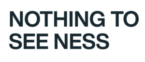 Ausstellung Nothing to see ness Berlin